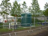 Tempsite Installations Water Storage